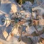 Гидроклассификатор песка на карьере