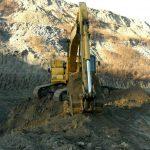 Выемка грунта разработка котлована