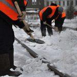 уборка-снега-вывоз-снега-Новосибирск