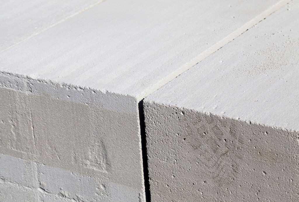 ячеистый бетон характеристики