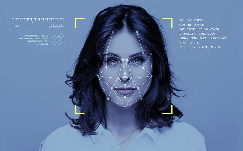 цифровая биометрическая идентификация